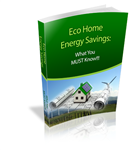 (Ebook) Eco Home Energy Savings