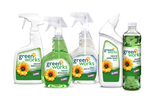 Green Cleaning Set